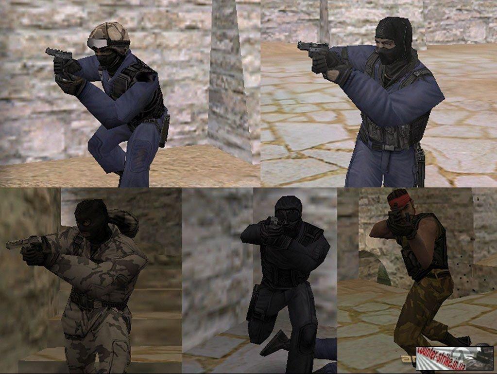 Counter Strike 1 6 | Бесплатная онлайн-игра | Mahee ru