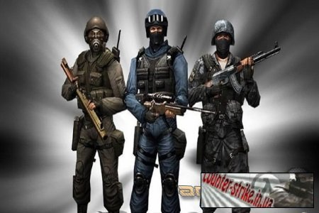 Культовая игра Counter-Strike